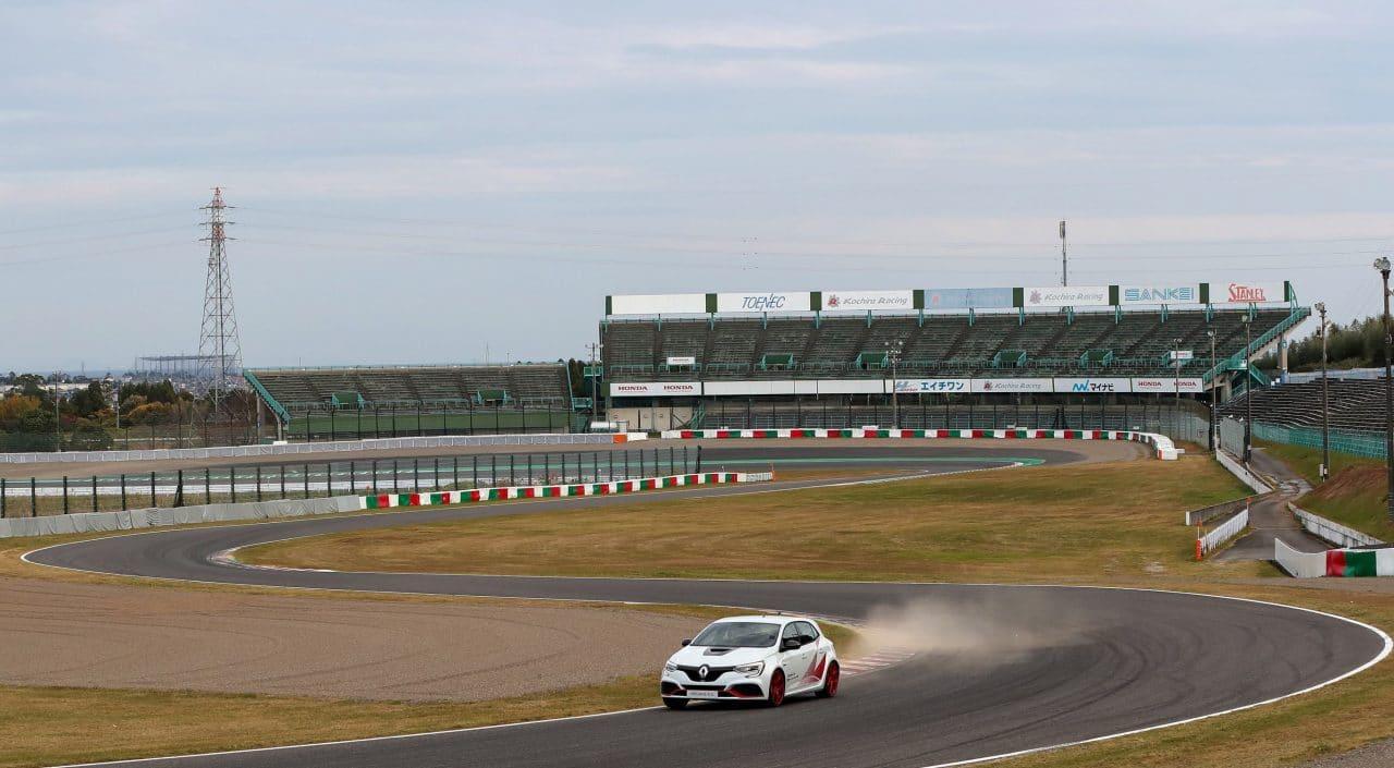 Renault Mégane RS Trophy R Suzuka