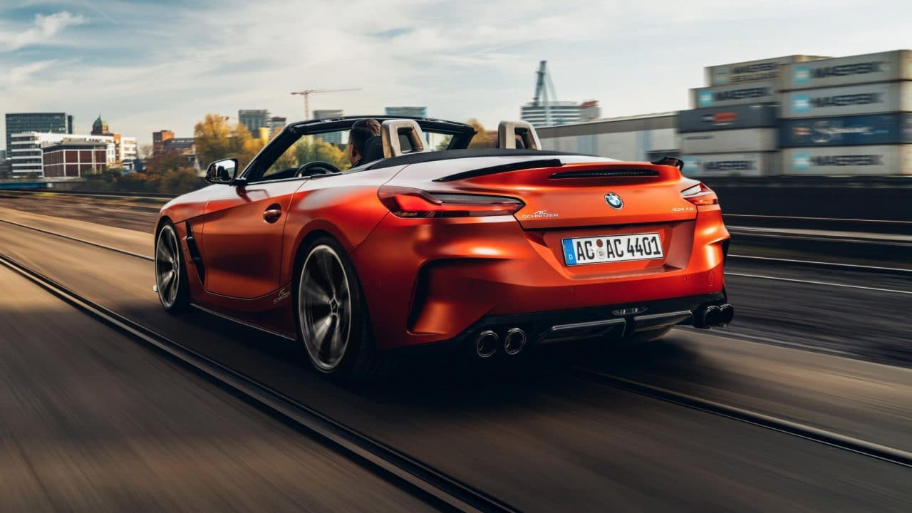 BMW Z4 par AC Schnitzer