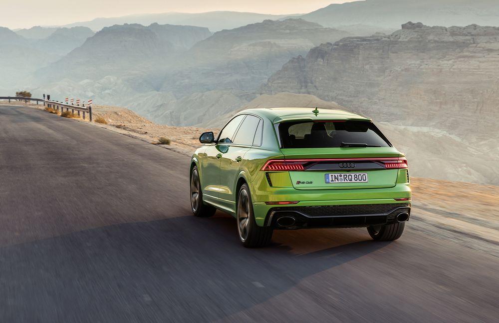 Audi RS Q8 (2020)