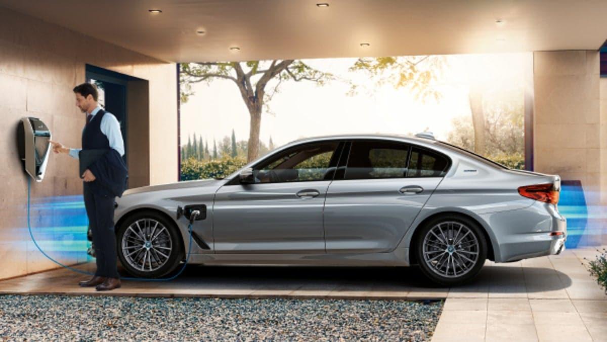 BMW brevet hybride