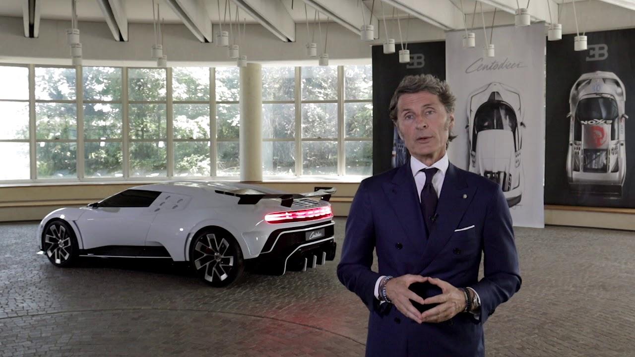 Bugatti - Stephan Winkelmann