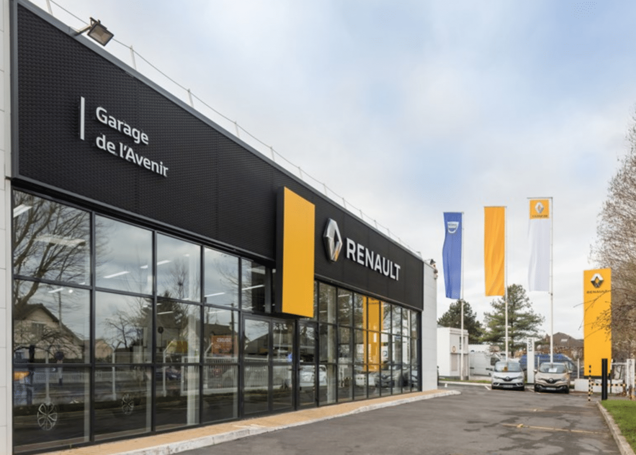 Agence Renault