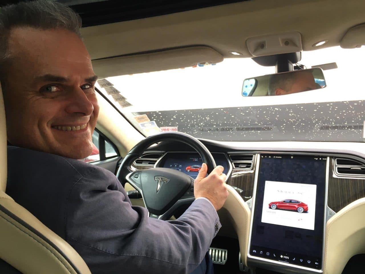 Un million km Tesla Model S
