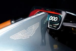 Aston Martin AMB 001 moto