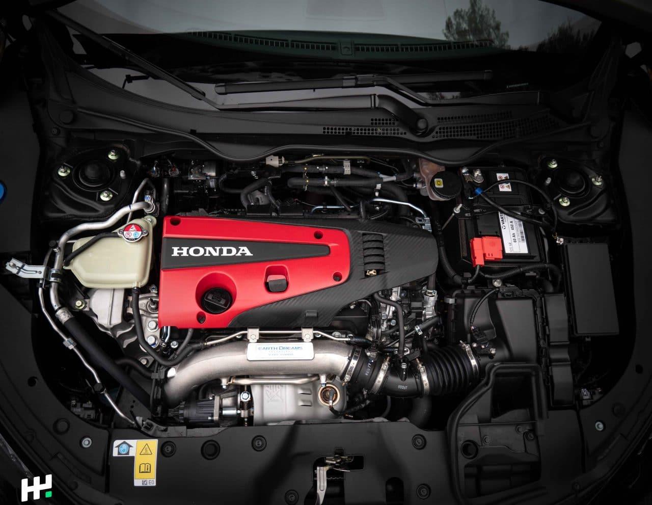 Moteur - Honda Civic Type R (FK8)