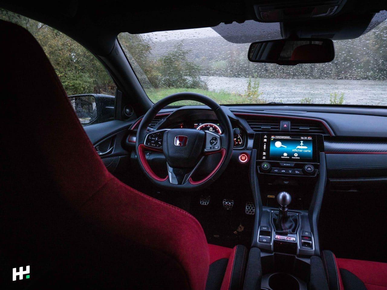 Intérieur - Honda Civic Type R (FK8)