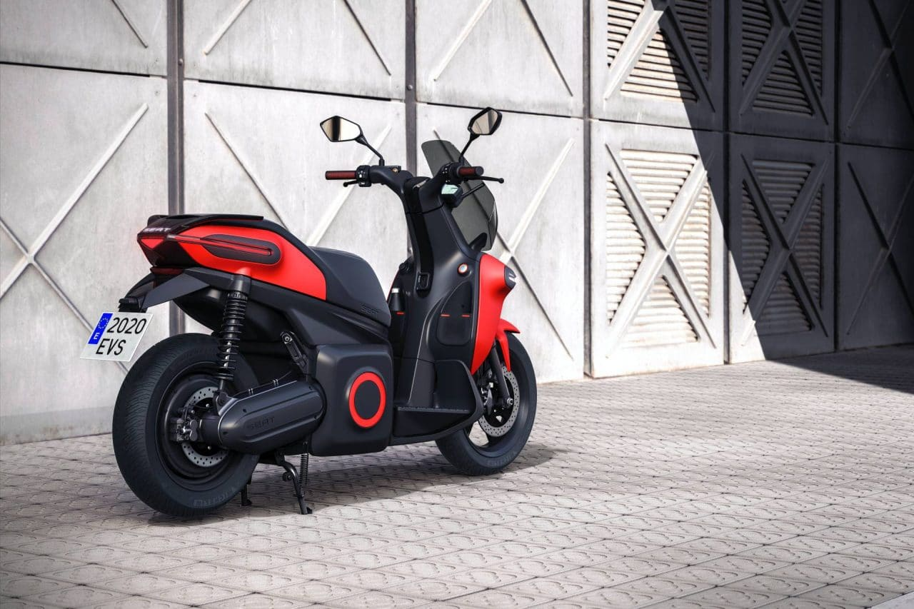 SEAT e-Scooter (2020)