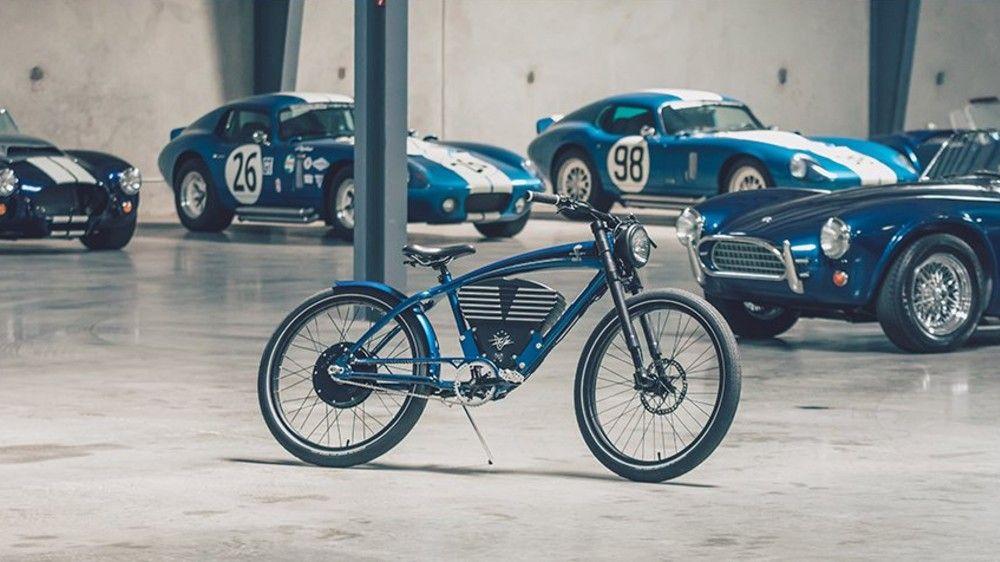 Shelby Cobra Vélo Electrique