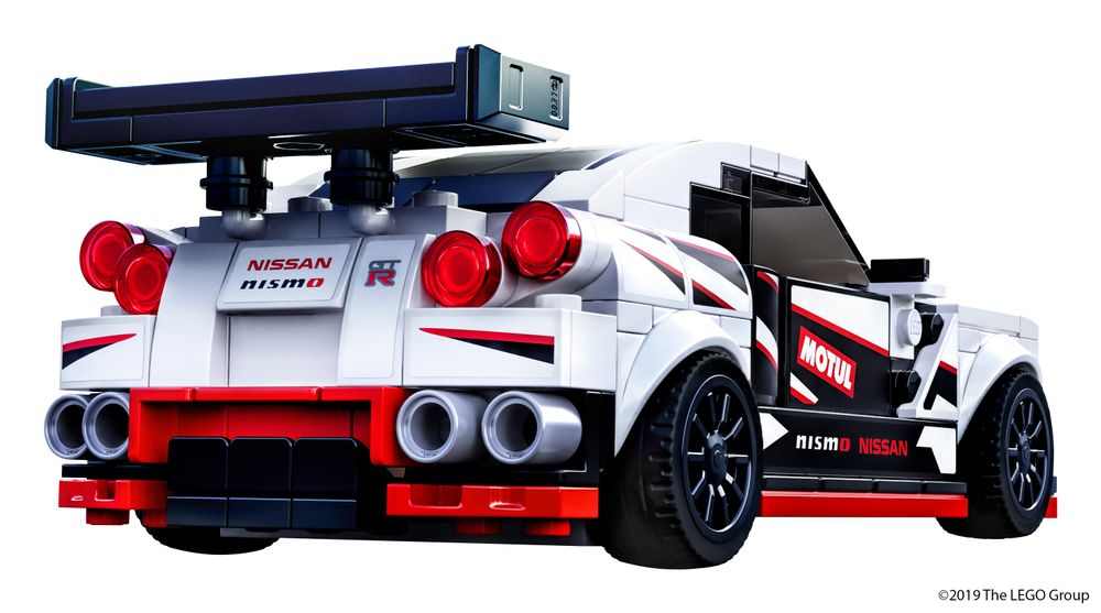 Nissan GT-R Nismo LEGO Speed Champions