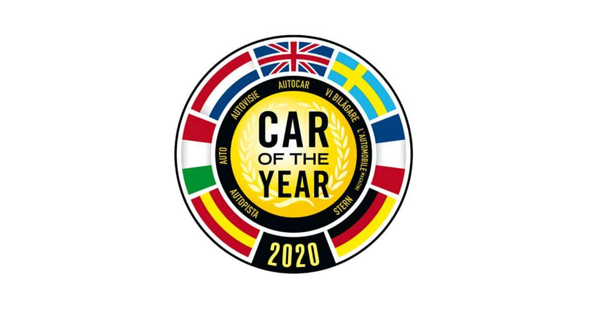 Voiture de l'année 2020 - Les 7 finalistes