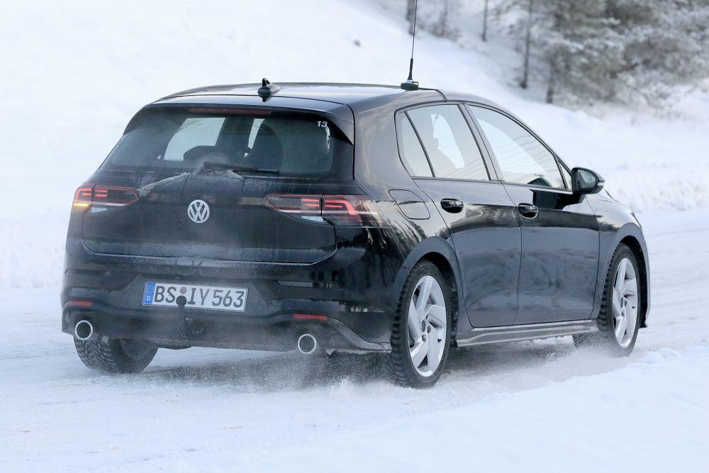 Future Volkswagen Golf 8 GTI
