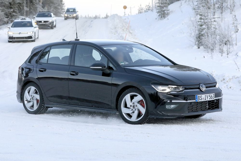 Future Volkswagen Golf 8 GTI