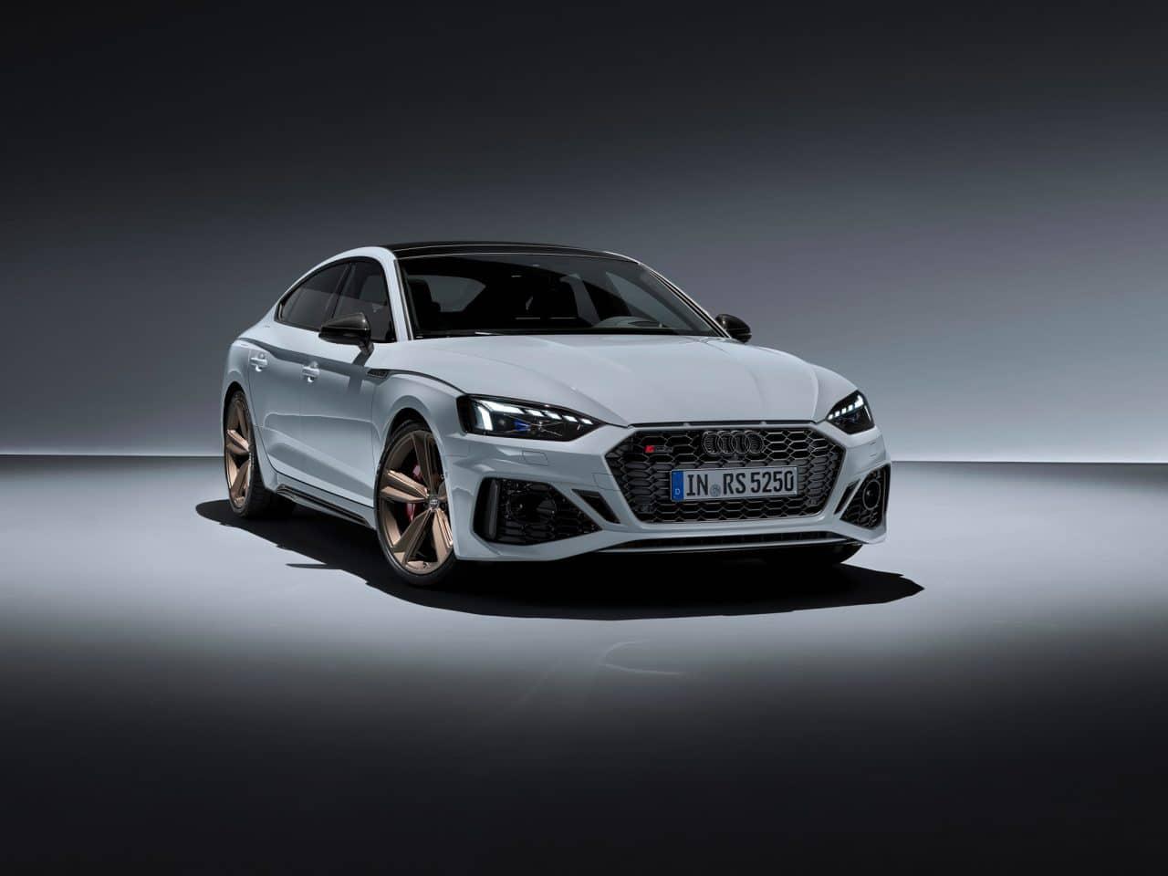 Audi RS5 Coupé (2020) avant