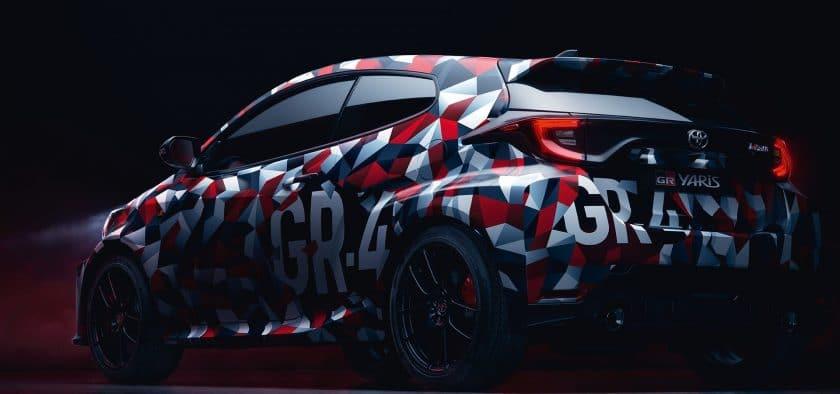 Puissance Toyota GR Yaris