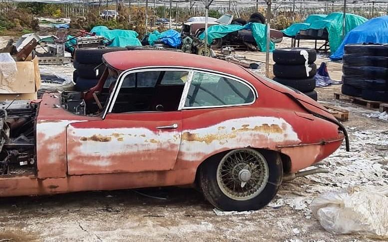 Jaguar Type-E Série 1