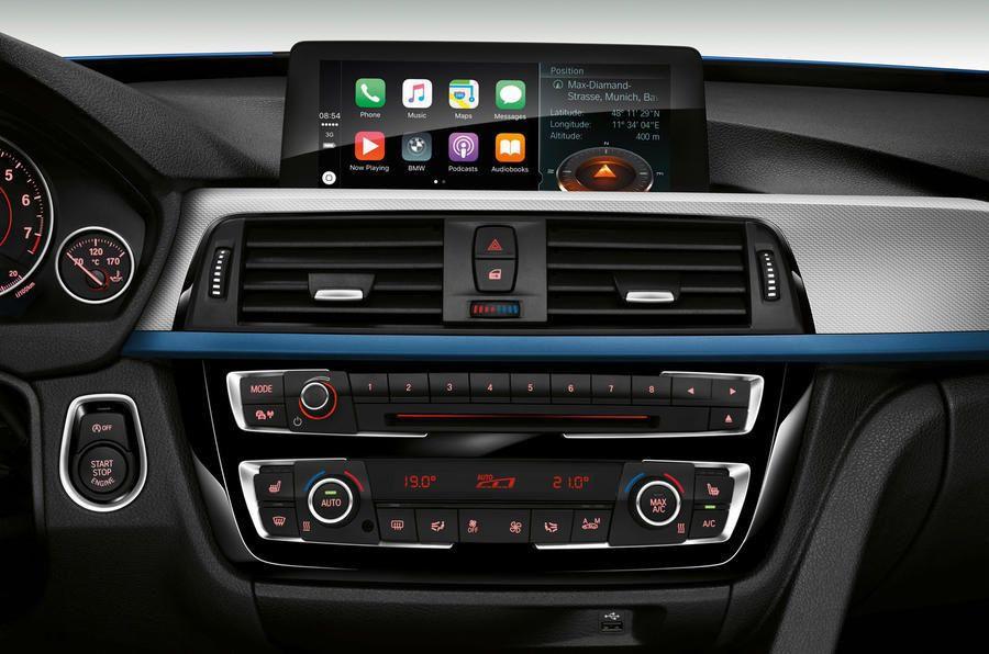 Apple Carplay bientôt gratuit chez BMW ?