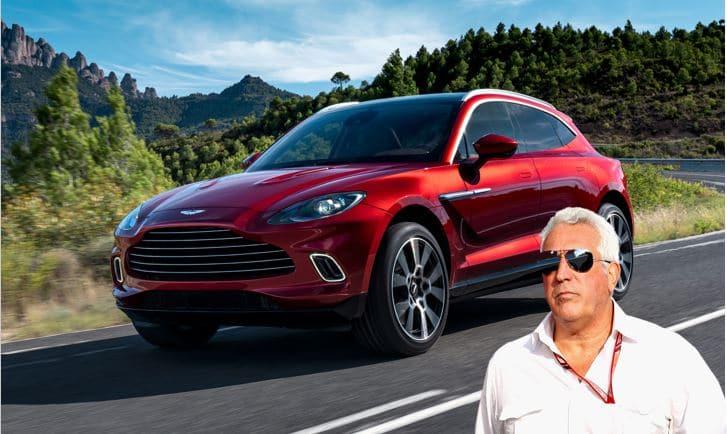 Aston Martin pourrait être racheté