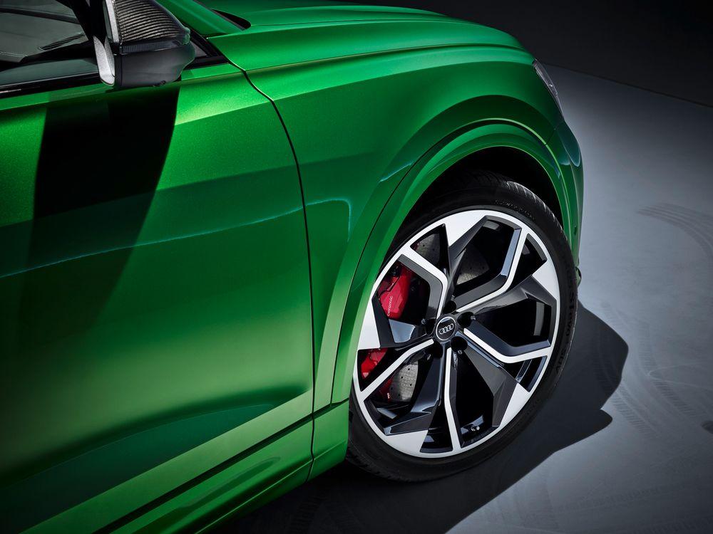 Audi ne proposera pas de jantes plus grosses