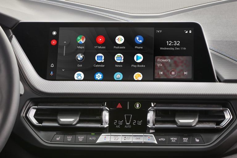 BMW Android Auto arrivera en juin 2020