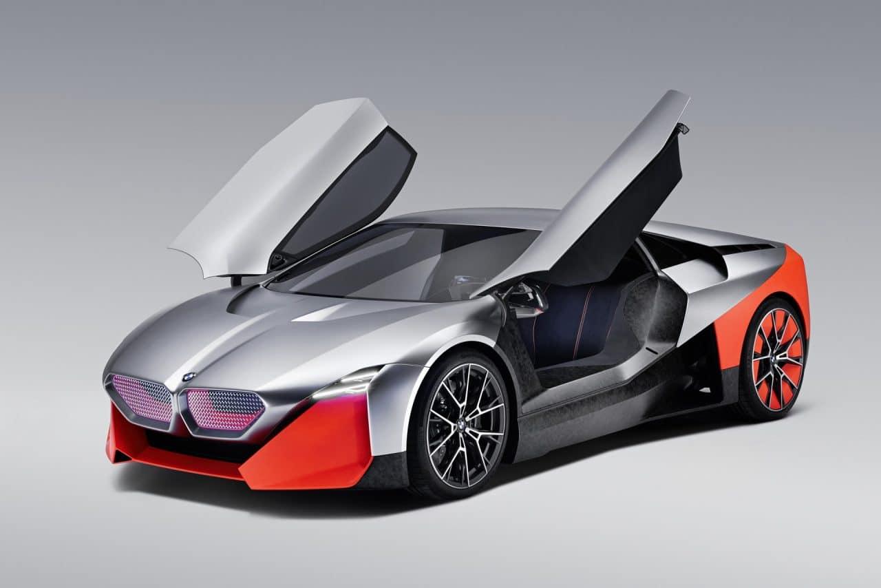 BMW n'est pas prêt à proposer un modèle M électrique