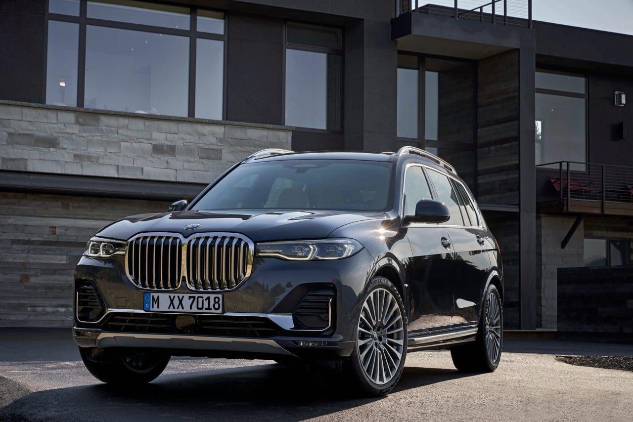 BMW est convaincu que son nouveau design plaît