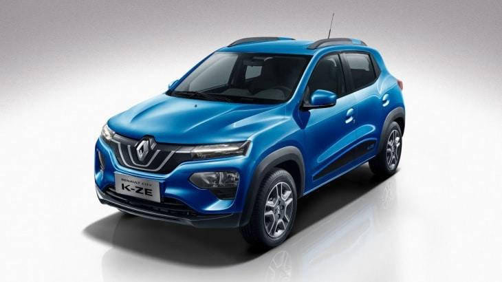Dacia partira sur la base du K-ZE chinois pour bâtir son modèle 100% électrique