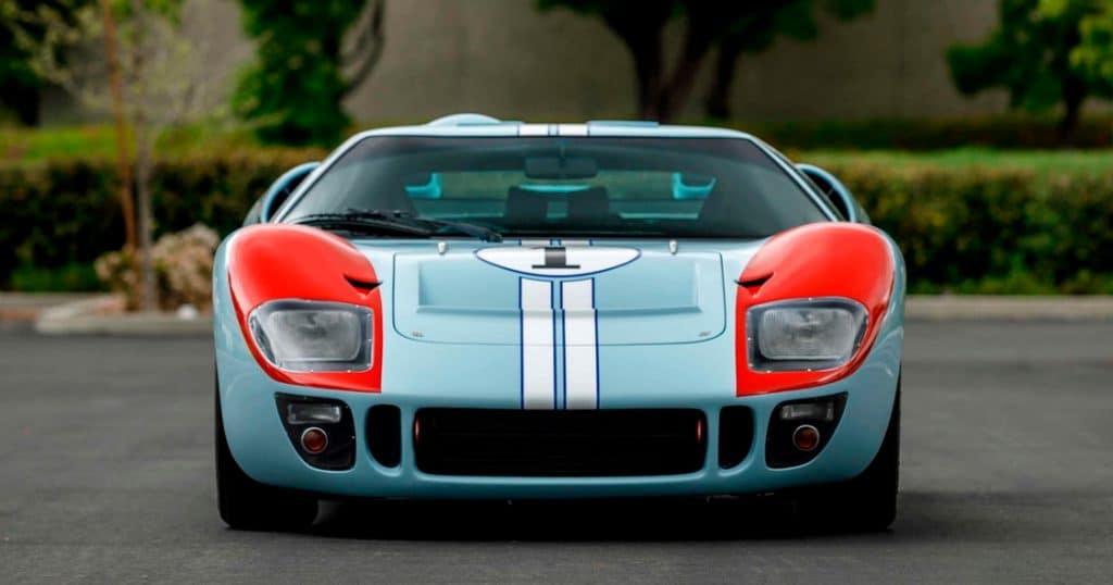 Réplique Ford GT40