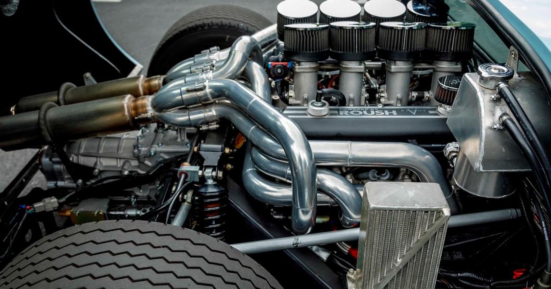 Moteur Ford GT40
