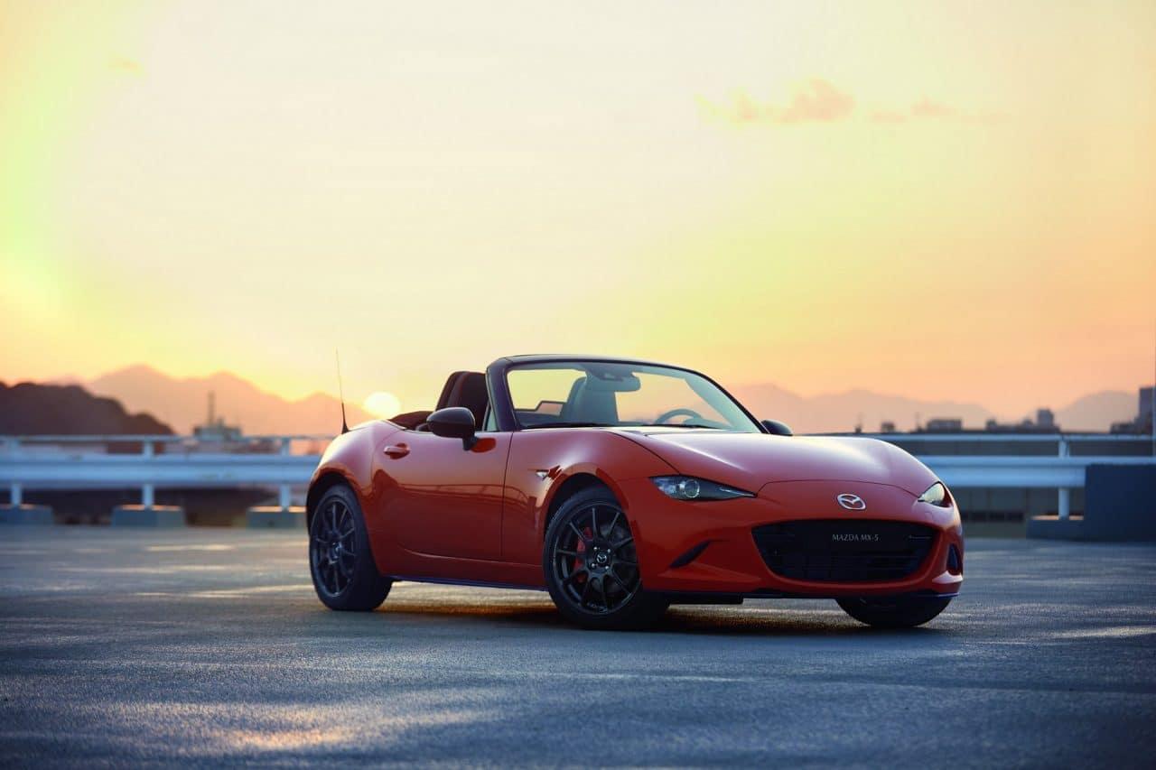 La future Mazda MX-5 sera t-elle électrifiée ?