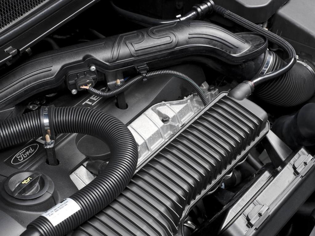 Moteur de la Focus RS mk2 développant 305 chevaux