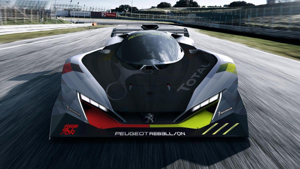 Peugeot s'associe à Rebellion pour Le Mans 2022
