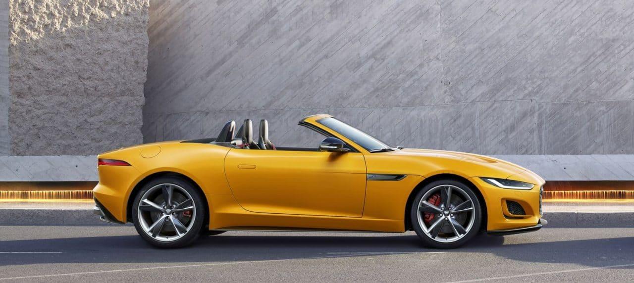 Jaguar F-Type restylee