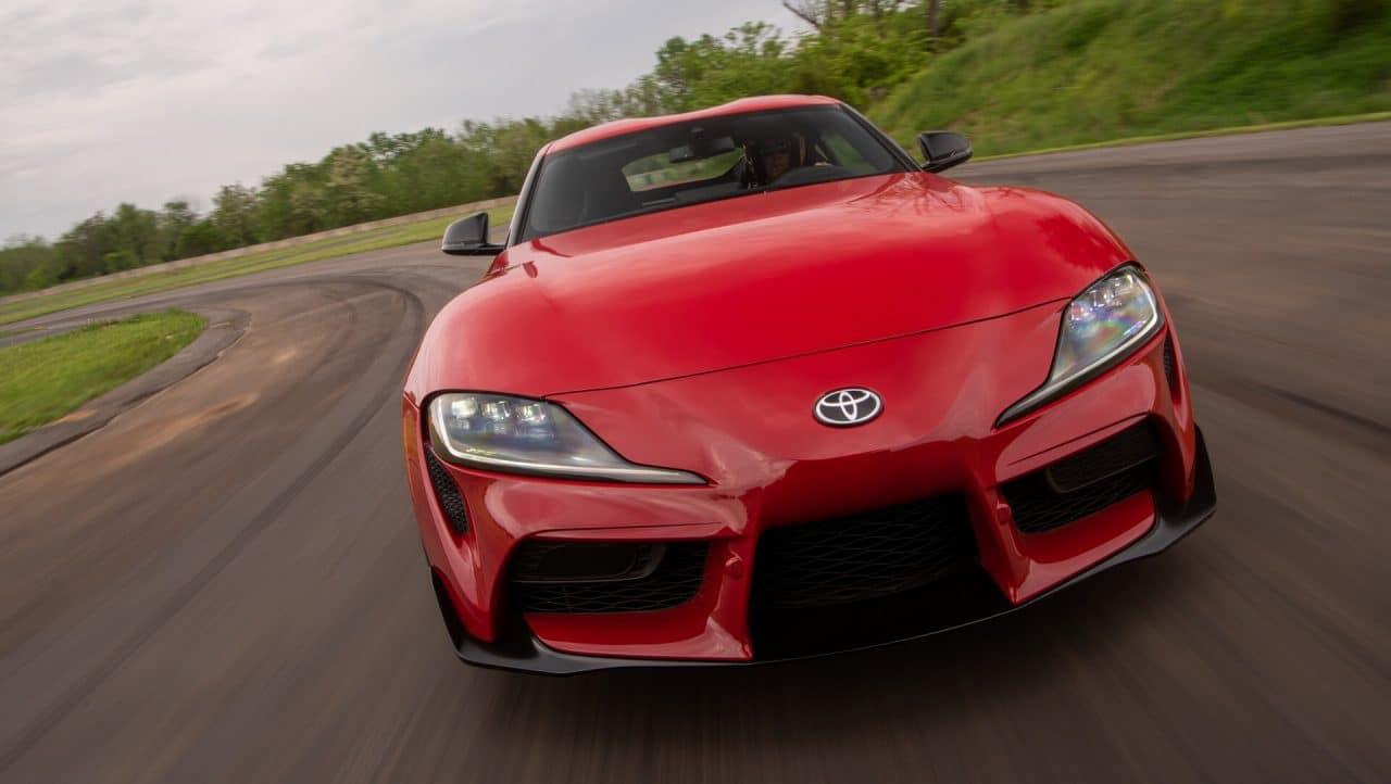 La Toyota Supra sort un chrono impresionnant sur le Nürburgring