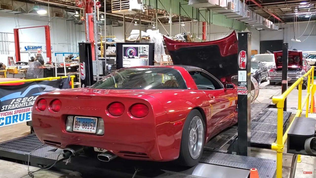 Chevrolet Corvette Ecovette