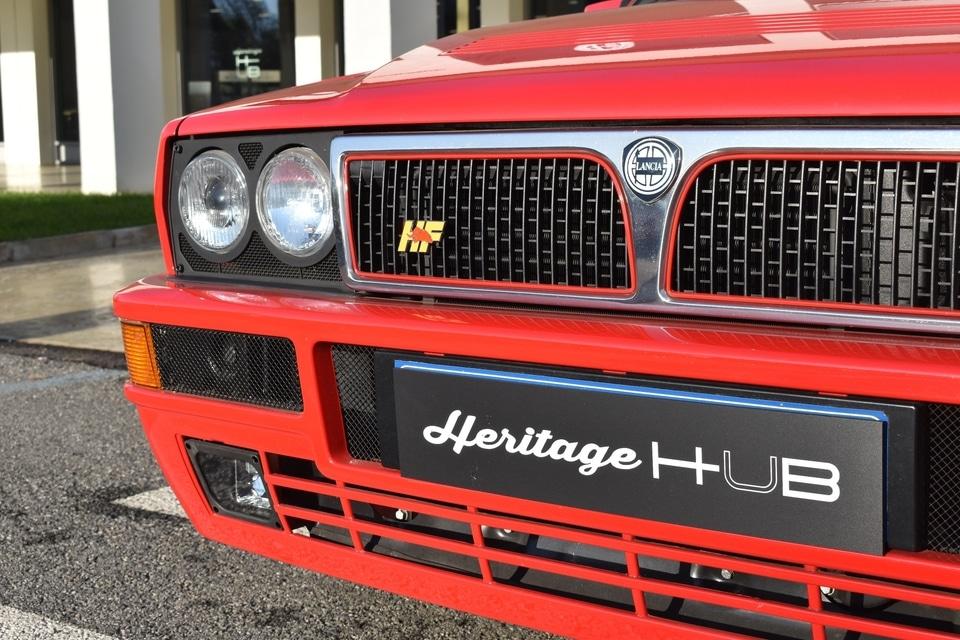 Mopar et FCA Héritage s'associent pour recréer les pare-chocs de la Lancia Delta Integrale