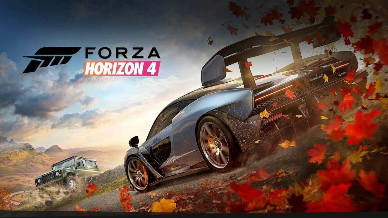 Nouvelles voitures Forza Horizon 4