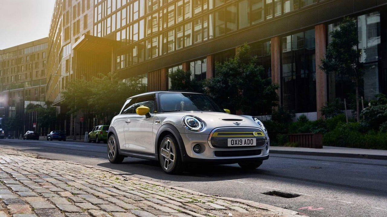 Mini Cooper SE (Mini E) et son autonomie