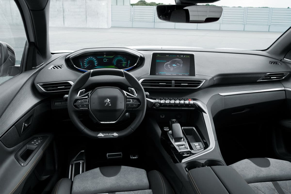 Peugeot 3008 restylé
