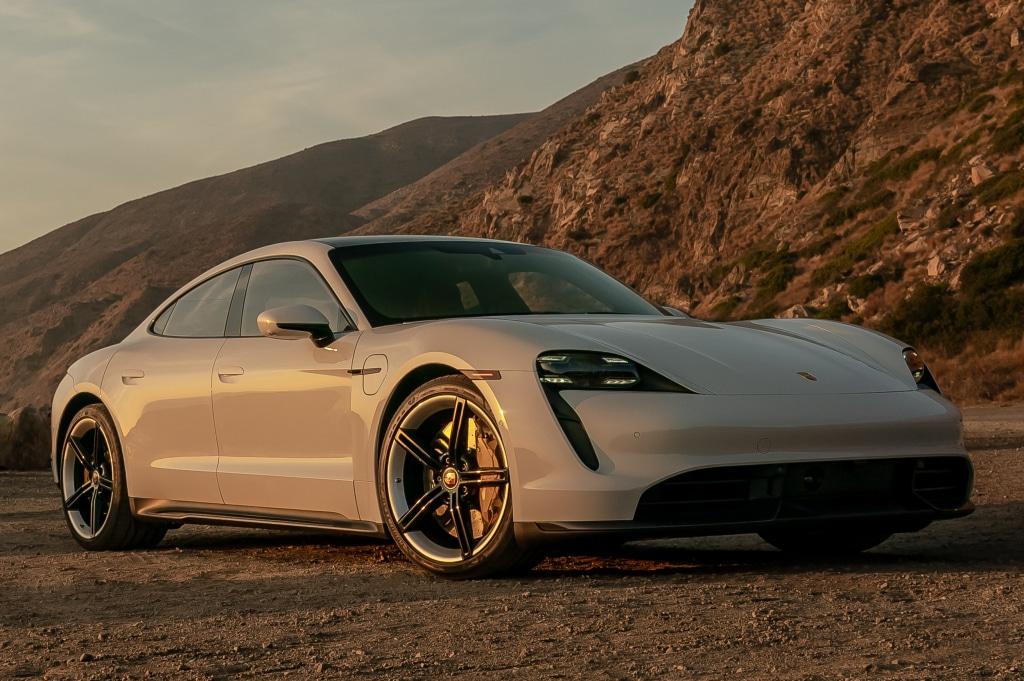 Déjà 30000 pré-réservations du Porsche Taycan