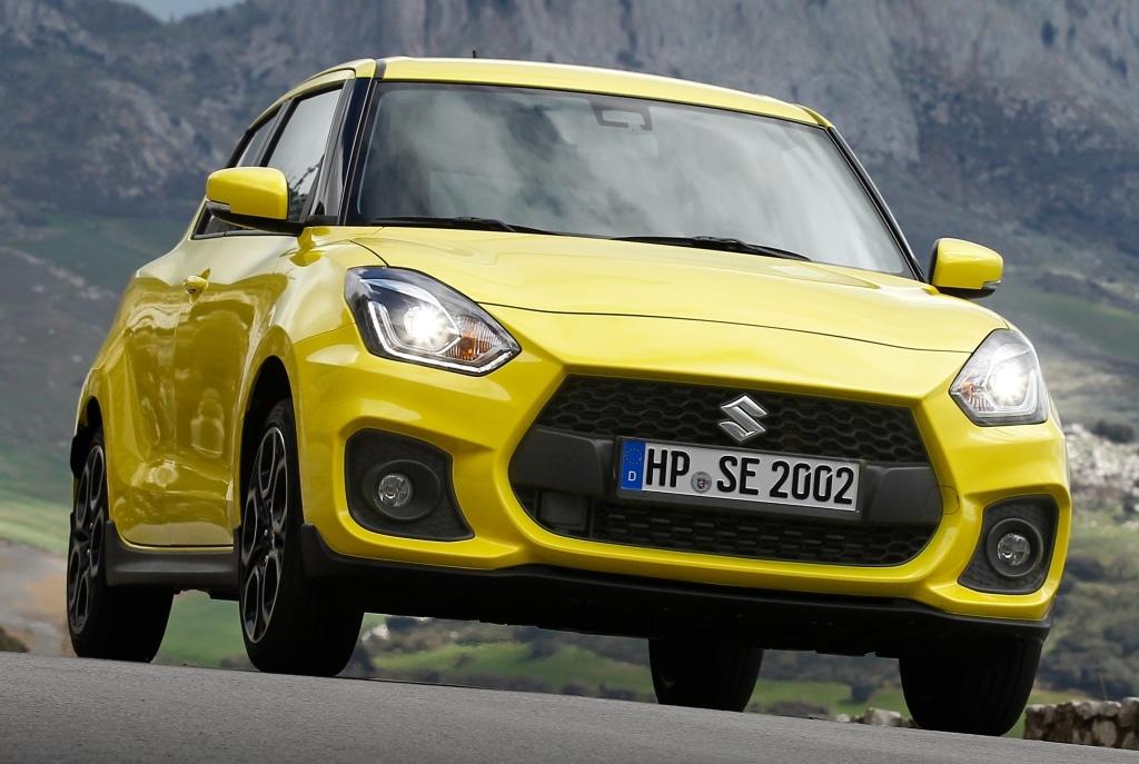 Suzuki micro-hybridation