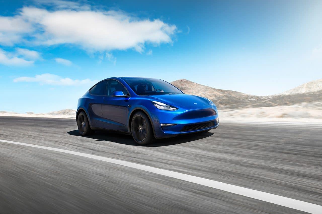 Livraison 2020 Tesla Model Y