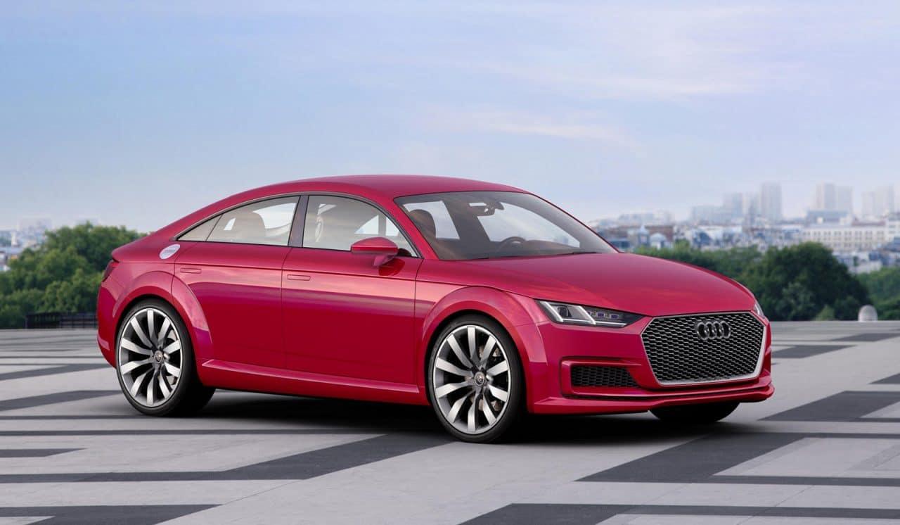 Audi TT reviendra sous une autre forme