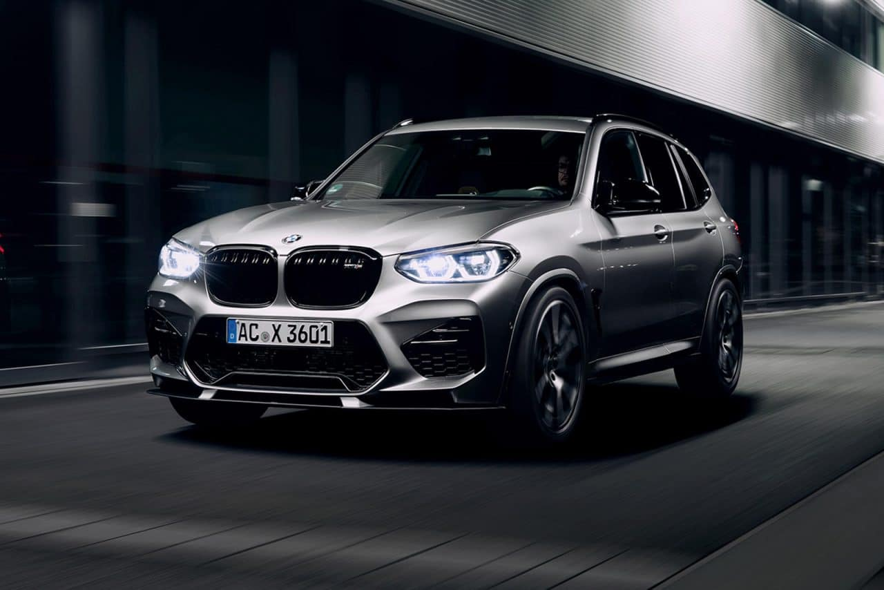 BMW X3 M Competition AC Schnitzer