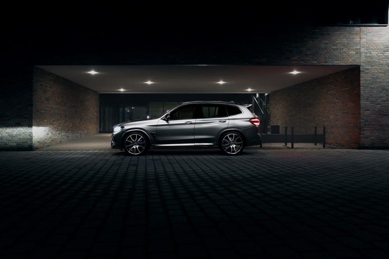 BMW X3 M AC Schnitzer