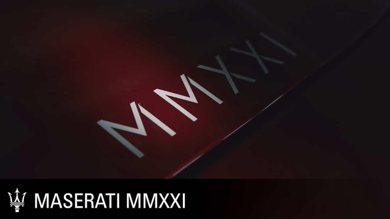Futur moteur électrique Maserati (MMXXI)