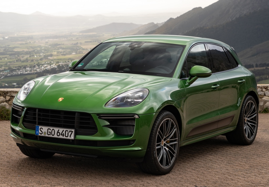 Ventes Porsche 2019 en hausse de 10%