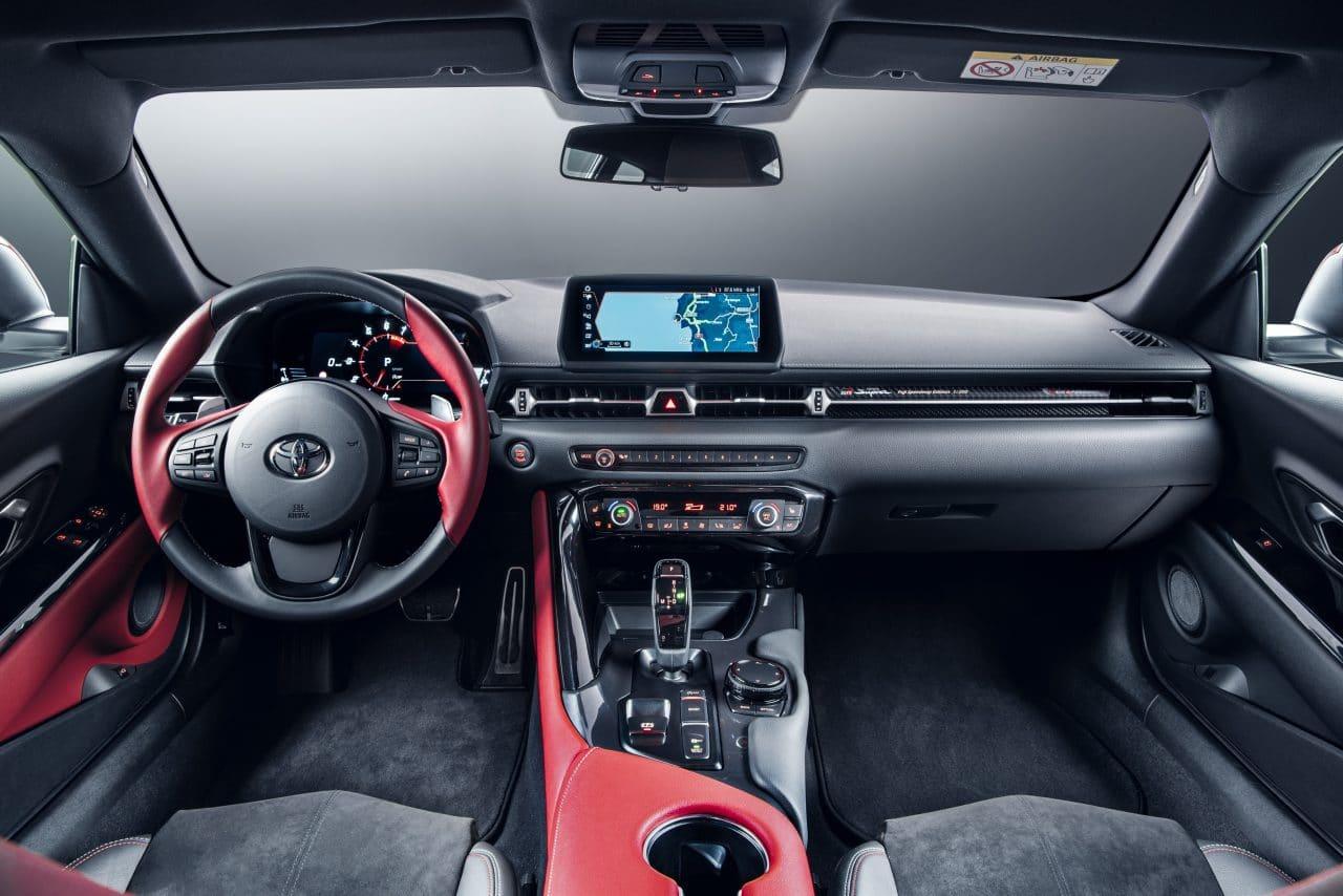 4 cylindres au lieu de 6 — Toyota GR Supra