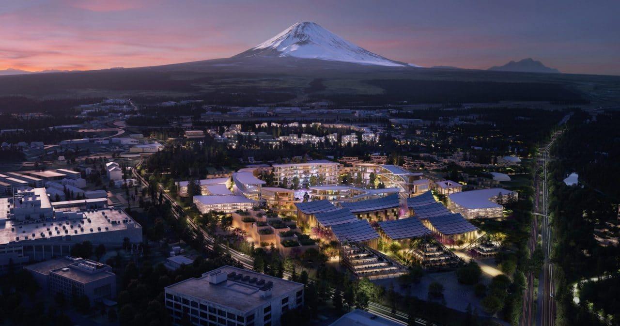 La ville Woven City de Toyota