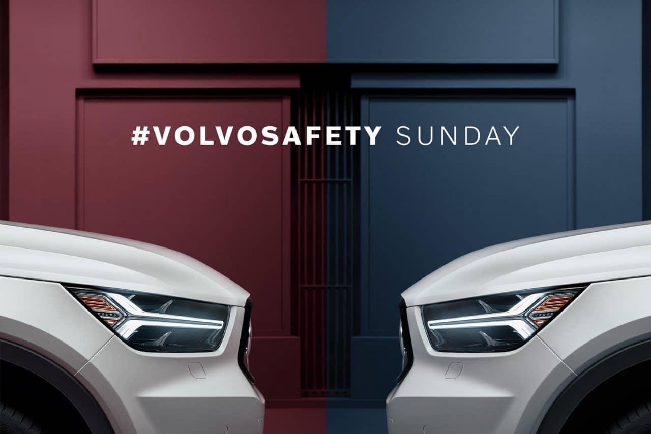 Volvo offrira des XC40 pour le Super Bowl 2020