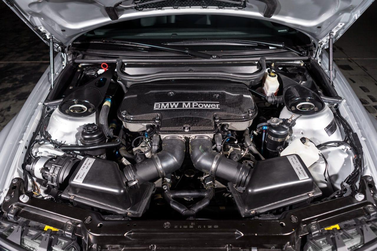 Moteur BMW E46 M3 GTR